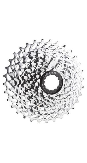 SRAM PG-1050 PowerGlide Kaseta rowerowa 10-biegowe srebrny